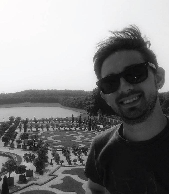 Julián Prámparo - Ejecutivo de ventas