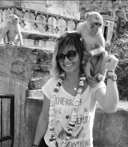 Natalia Garcias - Comercial / Tourleader